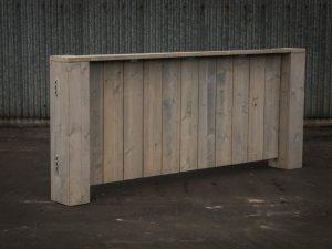 houten voorzetbar