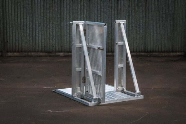 Stage Barriers